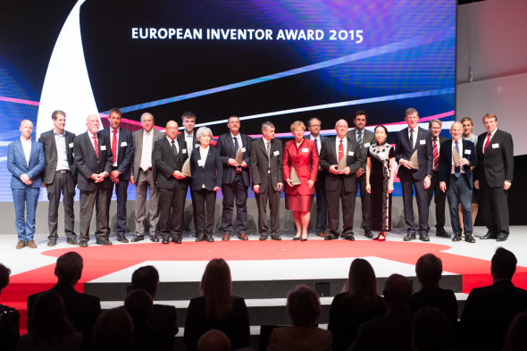 11th June 2015, Paris, European Inventor Award 2015, Award Ceremony